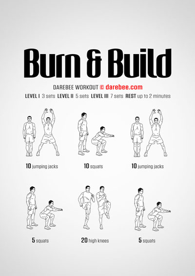 Burn and Build Workout