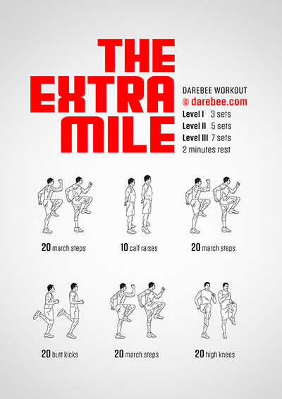 Extra Mile Workout