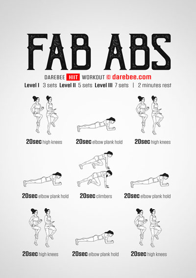 Fab Abs Workout