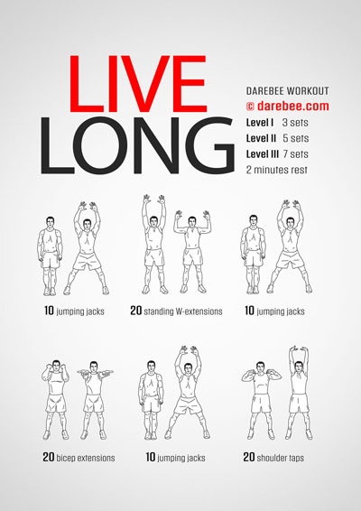 Live Long Workout
