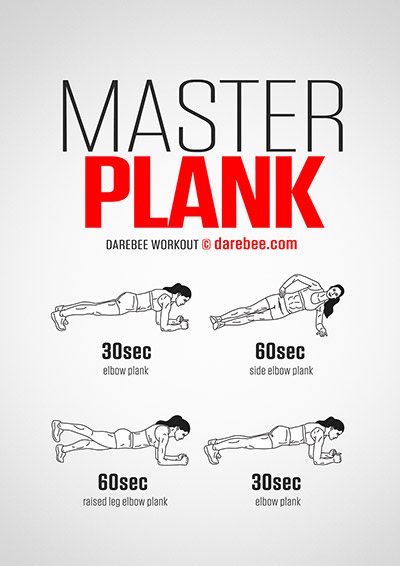 Master Plank Workout