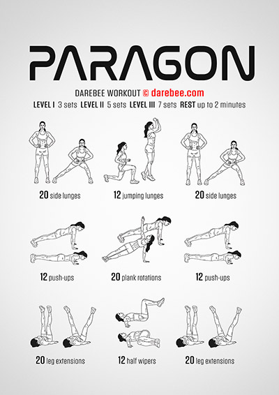 Paragon Workout
