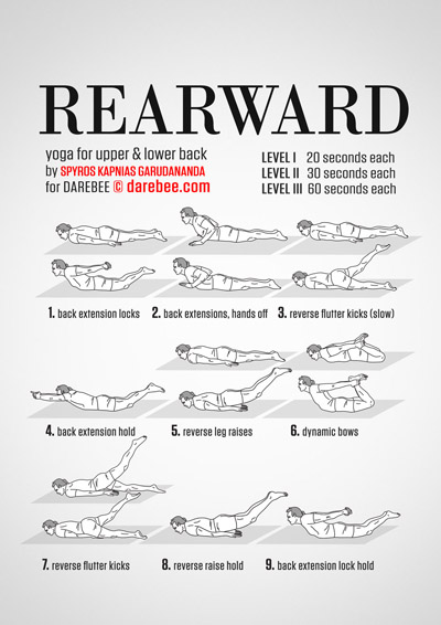 Rearward Workout