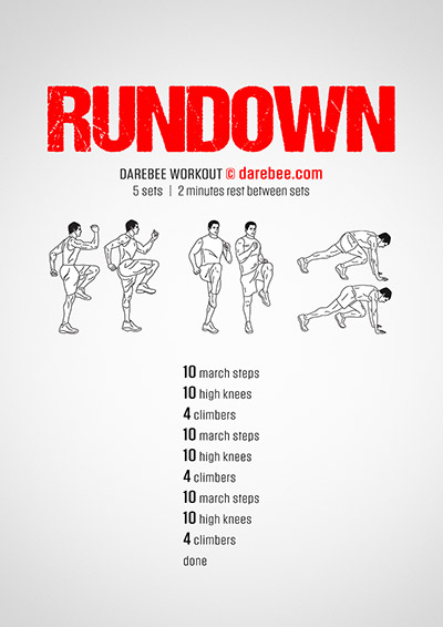 Rundown Workout