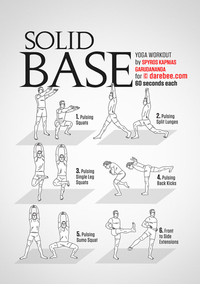 Solid Base Workout