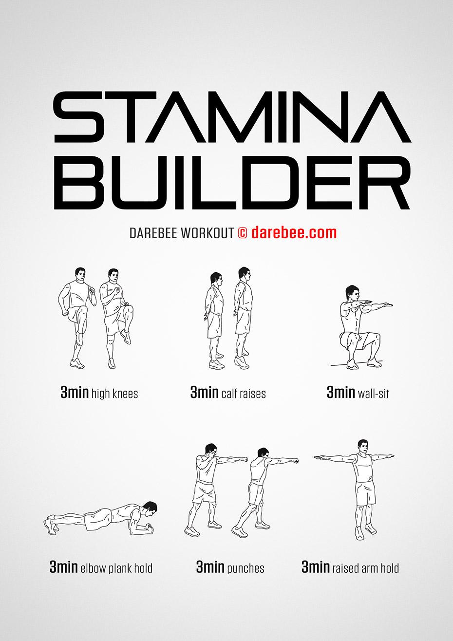 Stamina Builder Workout