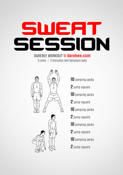 Sweat Session Workout