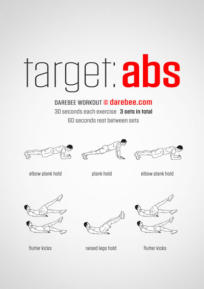 Target: Abs Workout