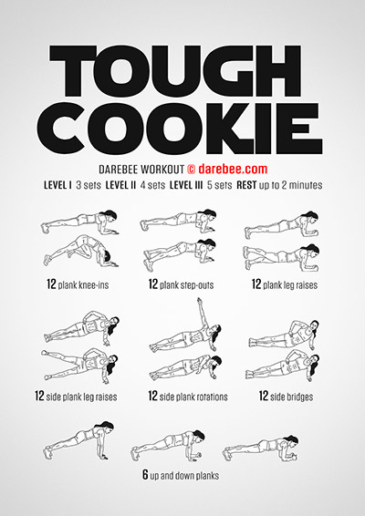 Tough Cookie Workout